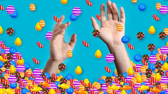 Candy Crush oyunu 5.9 Milyar Dolara satıldı