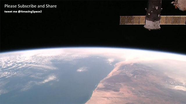 NASA uydudan canlı yayın yapıyor izle