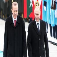 Türkiye, Rus savaş uçağını düşürdü