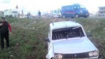 Kahramanmaraş'ta pikap kazası